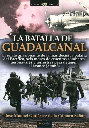 La batalla de Gudalcanal