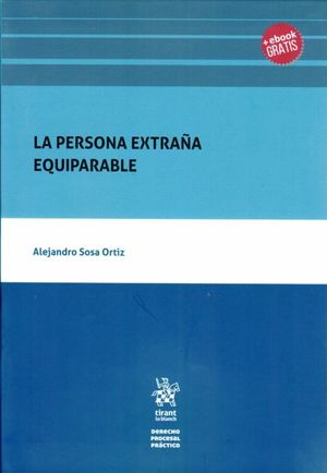 PERSONA EXTRAÑA EQUIPARABLE, LA (EBOOK GRATIS)
