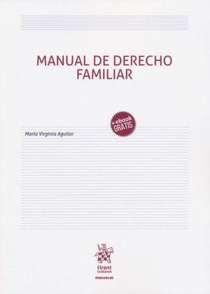 MANUAL DE DERECHO FAMILIAR (EBOOK GRATIS)