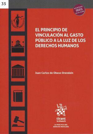 El Principio de Vinculación al Gasto Público a la luz de los Derechos Humanos