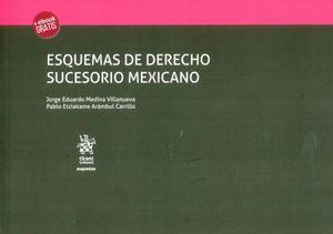 ESQUEMAS DE DERECHO SUCESORIO MEXICANO (INCLUYE EBOOK)