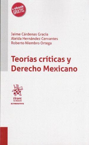 TEORIAS CRITICAS Y DERECHO MEXICANO
