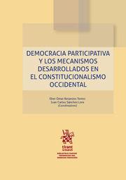Democracia participativa y los mecanismos desarrollados en el Constitucionalismo Occidental