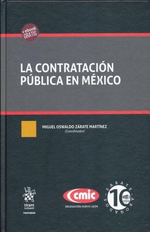 CONTRATACION PUBLICA EN MEXICO, LA / EBOOK GRATIS / PD.