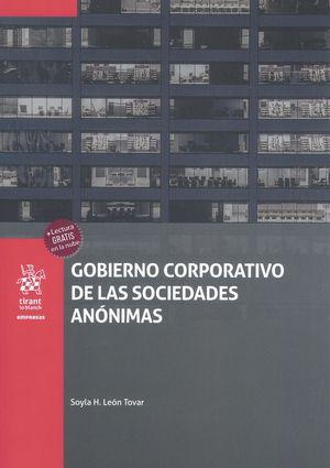 Gobierno corporativo de las sociedades anónimas