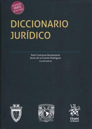 Diccionario Jurídico (lectura gratis en la nube)