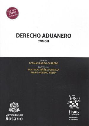 Derecho Aduanero / Tomo 2