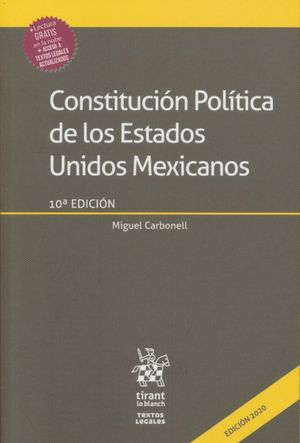 Constitución Política de los Estados Unidos Mexicanos / 10 ed.