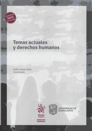 Temas actuales y Derechos humanos