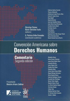Convención Americana sobre Derechos Humanos / 2 ed.