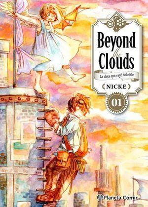 Beyond the clouds. La chica que cayó del cielo #1