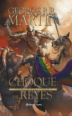 Juego de Tronos. Choque de Reyes #2 / pd.