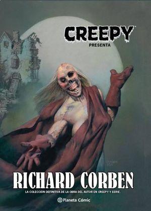 Creepy Richard Corben / pd. (nueva edición)