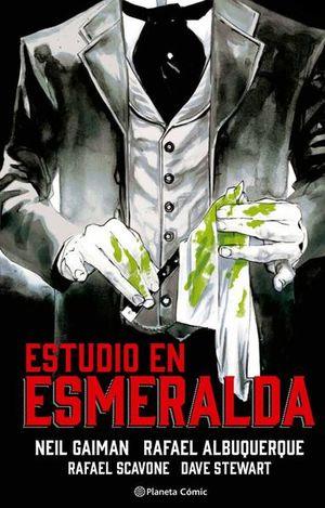 Estudio en esmeralda / pd.