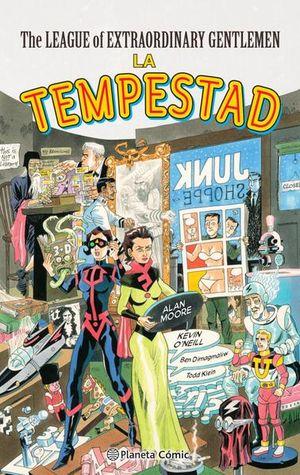 The League of Extraordinary Gentlemen. La tempestad / pd.