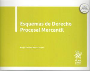 Esquemas de derecho procesal mercantil