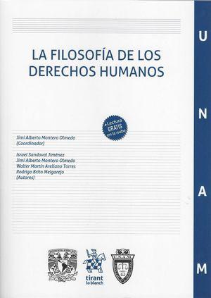 La Filosofía de los Derechos Humanos