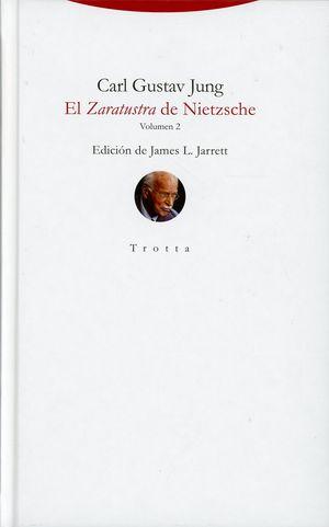 El Zaratustra de Nietzsche / vol. 2 / pd.
