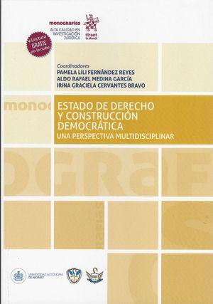 Estado de Derecho y Construcción democrática. Una perspectiva multidisciplinar