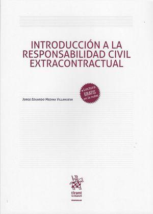 Introducción a la responsabilidad civil extracontractual