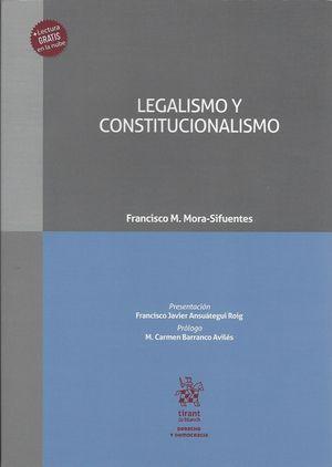 Legalismo y Constitucionalismo