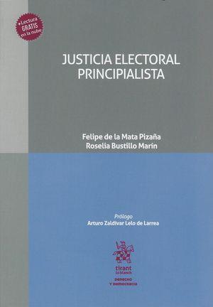 Justicia Electoral Principialista
