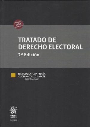 Tratado de derecho electoral / 2 ed.