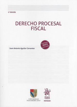 Derecho Procesal Fiscal / 2 ed.