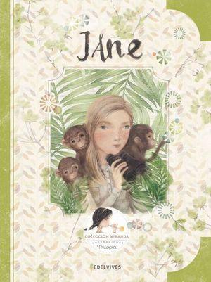 JANE (JANE GOODALL) / PD.