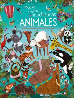 Muchos, muchos, muchísimos animales / pd.
