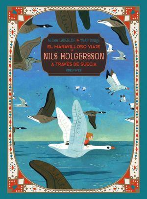 El maravilloso viaje de Nils Holgersson a través de Suecia / pd.