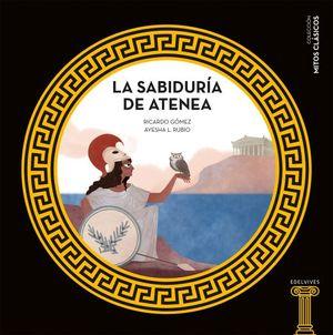 La sabiduría de Atenea / pd.