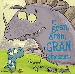 El gran, gran, Gran dinosaurio / pd.