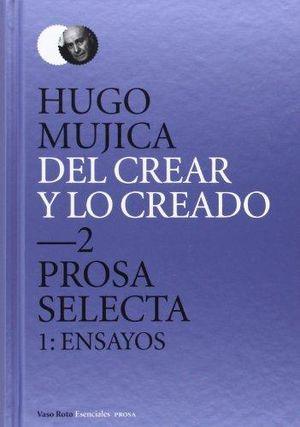 DEL CREAR Y LO CREADO / TOMO 2