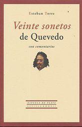 VEINTE SONETOS DE QUEVEDO