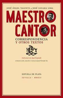 MAESTRO CANTOR