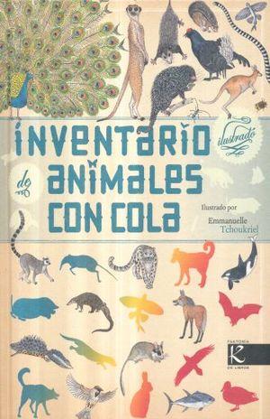 INVENTARIO ILUSTRADO DE ANIMALES CON COLA / PD.
