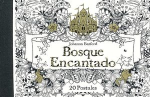 BOSQUE ENCANTADO. 20 POSTALES / PD.