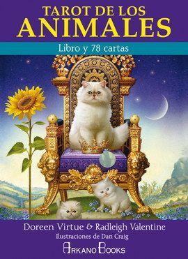 Tarot de los animales (Incluye libro y cartas)