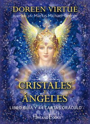 Cristales y ángeles (Libro y cartas)