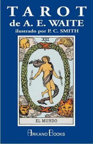 TAROT DE A. E. WAITE. (78 CARTAS Y LIBRO DE INSTRUCCIONES)