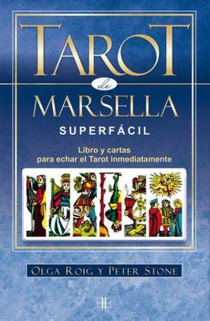 TAROT DE MARSELLA SUPER FACIL. LIBRO Y CARTAS PARA ECHAR EL TAROT INMEDIATAMENTE