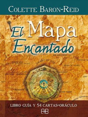 El mapa encantado / (Incluye libro y cartas)