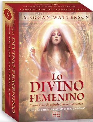 Lo divino femenino (Libro + cartas)