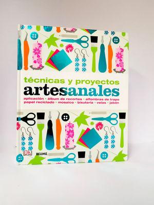 TECNICAS Y PROYECTOS ARTESANALES / PD.