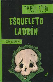 ESQUELETO LADRON / PD.