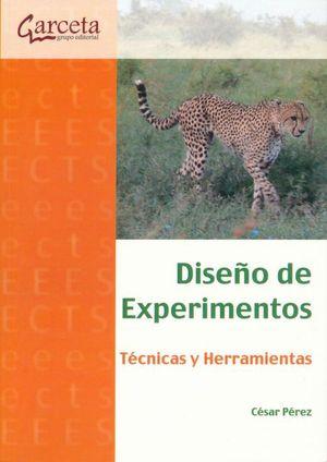 Diseño de experimentos. Técnicas y herramientas