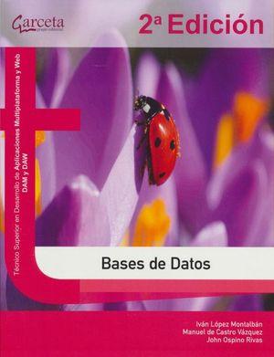 Bases de datos / 2 ed.