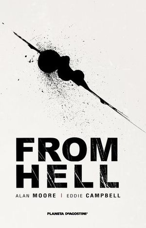FROM HELL / 2 ED. / PD.