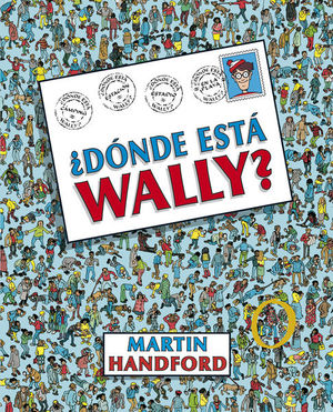 DONDE ESTA WALLY / PD.